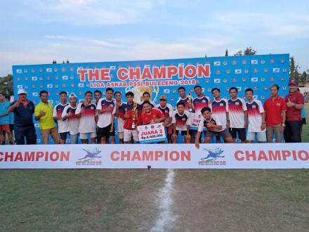 FC Putra Kubutambahan Juara